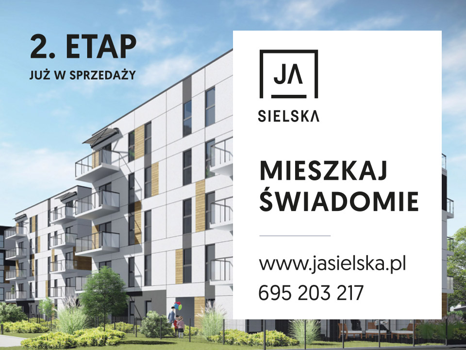 Building permit obtained for Stage II of the Ja_Sielska Estate